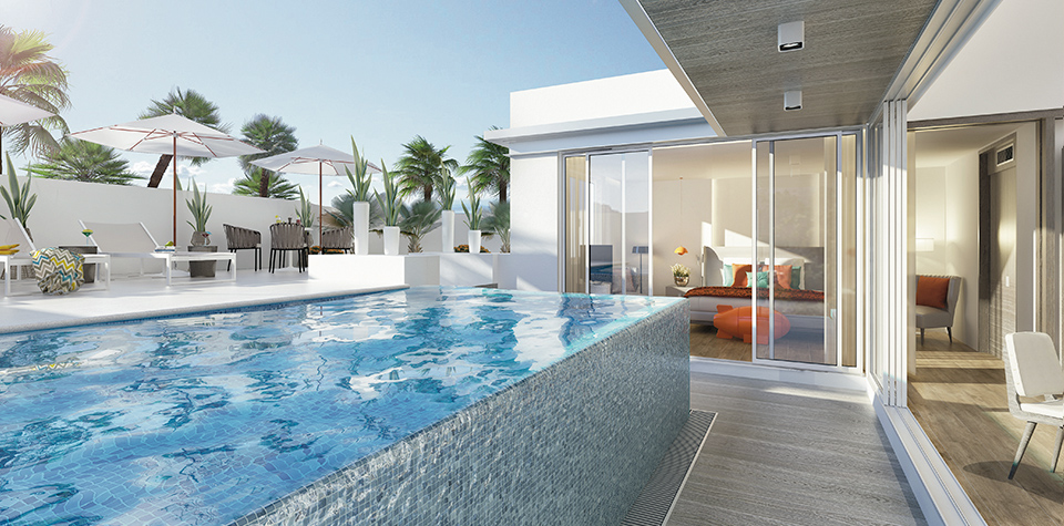 Connoisseur Super Pool Villa