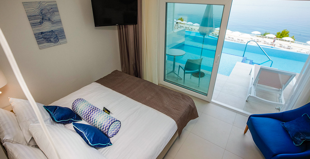 Swim up Suite Sea View - All Inclusive