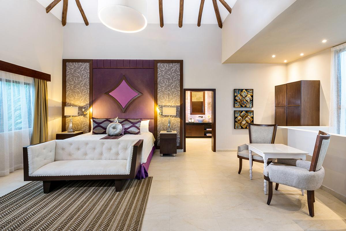 One Bedroom Presidential Beachfront Villa